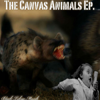 The Canvas Animals Ep. cover art
