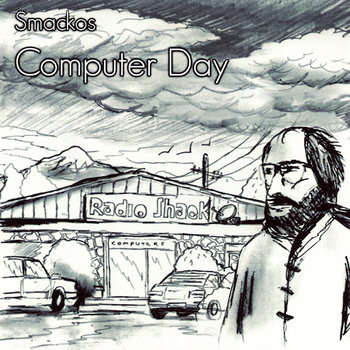 (Strange Life SLR015) Computer Day (2007) cover art