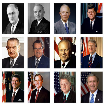 The Presidents of the United States of America (Volume 3) cover art