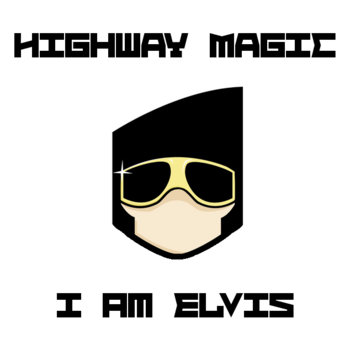 I Am Elvis cover art