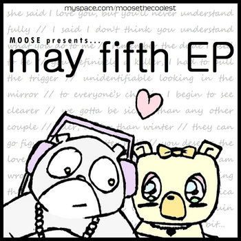 May Fifth EP cover art
