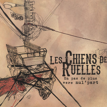 Un pas de plus vers nul'part cover art