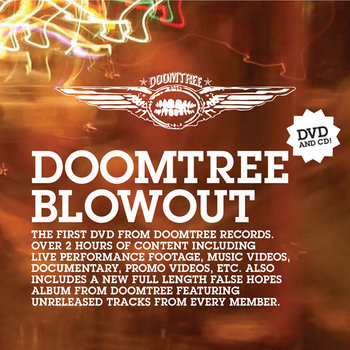 Doomtree Blowout/False Hopes 13 cover art