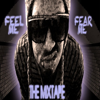 FEEL ME or FEAR ME cover art