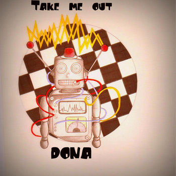 Take me out cover art