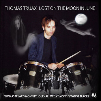 Lost On The Moon In June cover art