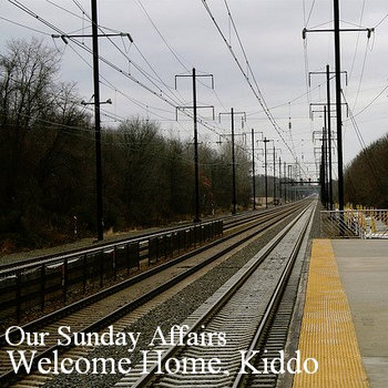 Welcome Home, Kiddo cover art