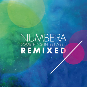 NUMBE:RA REMIXED cover art