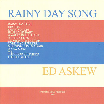 RAINY DAY SONG cover art