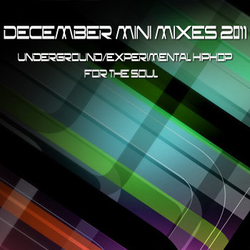December mini mixes 2010 cover art