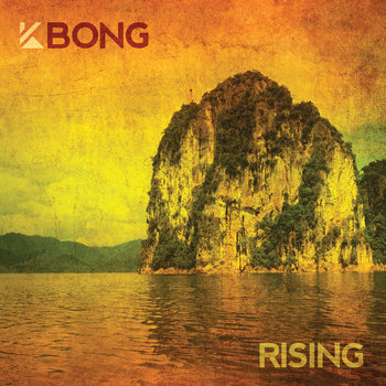 Rising EP cover art