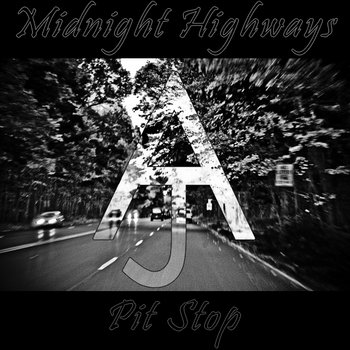Midnight Highways: Pit Stop cover art