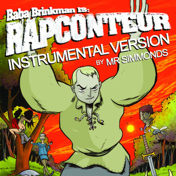 Rapconteur (Instrumental Version) cover art