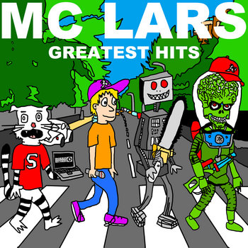 Greatest Hits cover art