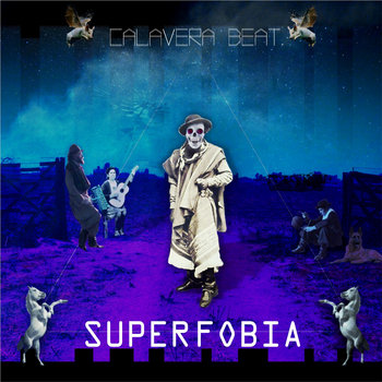 SUPER FOBIA cover art