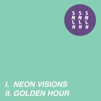 Neon Visions (Single) cover art