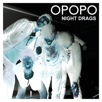 Drag Nights (Single) cover art