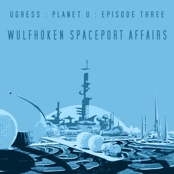 Wulfhöken Spaceport Affairs cover art