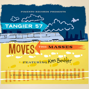 Tangier 57 Moves the Masses cover art