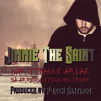 Jimmie The Saint - Nr tyranni r lag s r revolution en order cover art