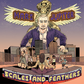 Scales & Feathers cover art