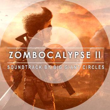Zombocalypse 2 Soundtrack cover art