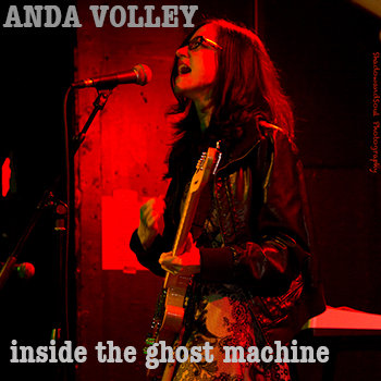 Inside the Ghost Machine cover art