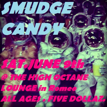 SMUDGE CANDY EP cover art