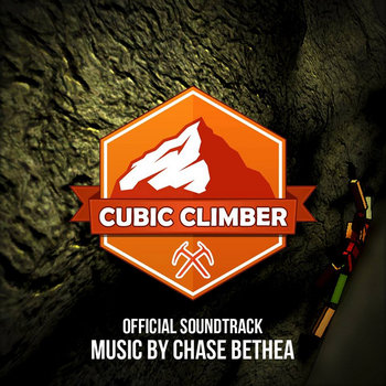Cubic Climber Official Soundtrack cover art