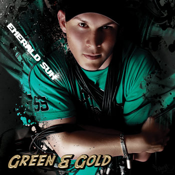 Green & Gold - The Mixtape cover art