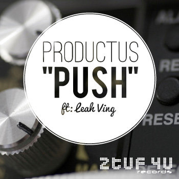 PRODUCTUS feat. Leah Ving - Push cover art