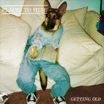 Getting Old EP cover art