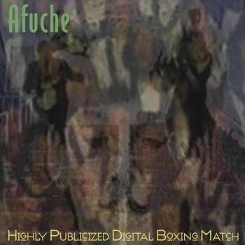 Highly Publicized Digital Boxing Match cover art