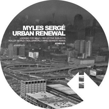 6ONE6-02: Myles Sergé - Urban Renewal cover art