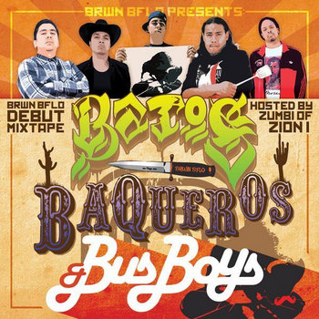 Batos, Baqueros & Busboys cover art