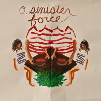 O Sinister Force cover art