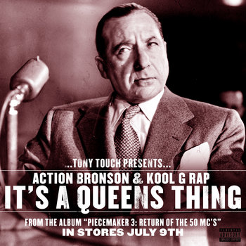 It's A Queens Thing cover art