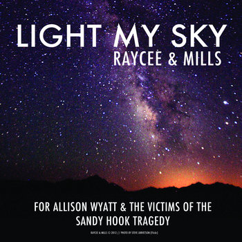 Light My Sky cover art