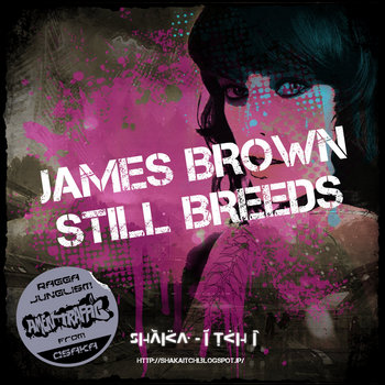 James Brown Still Breeds / Junglist Charge cover art