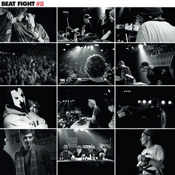 Beat Fight #2 cover art
