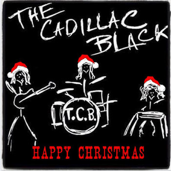 Happy Christmas cover art