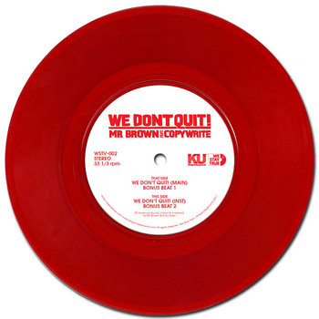 We Don&#39;t Quit cover art