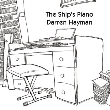The Ship&#39;s Piano cover art