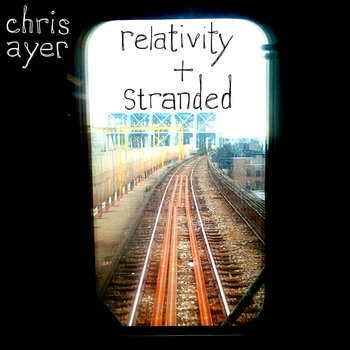 Relativity + Stranded cover art
