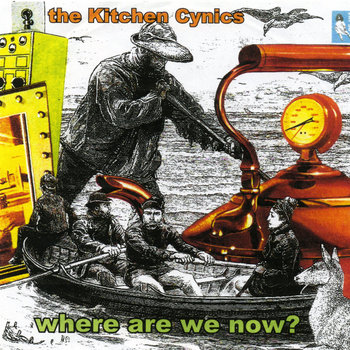 Where Are We Now cover art