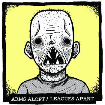 All-In Split Series (w/ Leagues Apart) cover art