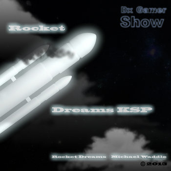 Rocket Dreams KSP cover art