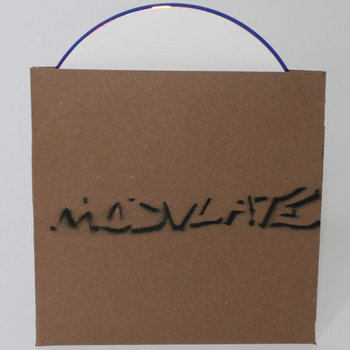 Modulate EP cover art