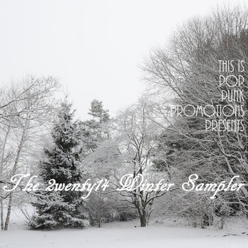 Tippp Winter Sampler cover art