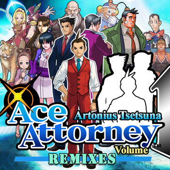 Ace Attorney Remixes: Volume 1 cover art